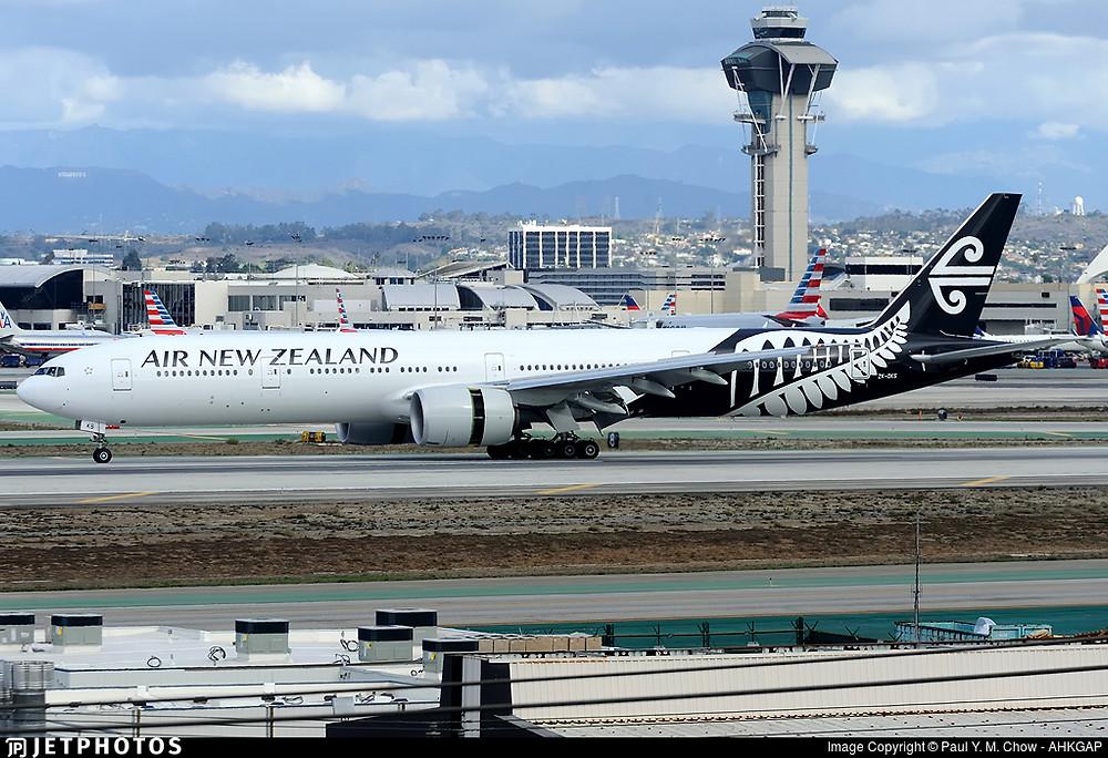 Air New Zealand B777-300ER