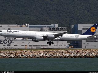Lufthansa S18 long-haul aircraft changes