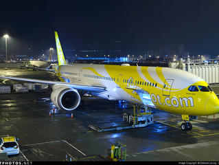Scoot resumes Hong Kong in May 2017