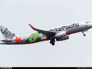 Jetstar Pacific new Da Nang service to Hong Kong in S17