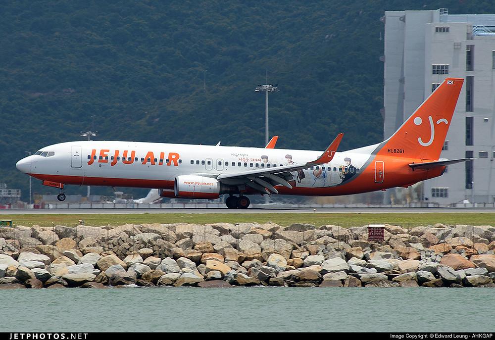 Jeju Air B737-800