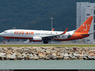 Jeju Air adds Jeju – Hong Kong route