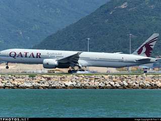 Qatar Airways S18 Hong Kong service further changes