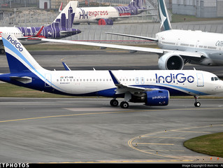 IndiGo adds Kolkata – Hong Kong service from August 2019