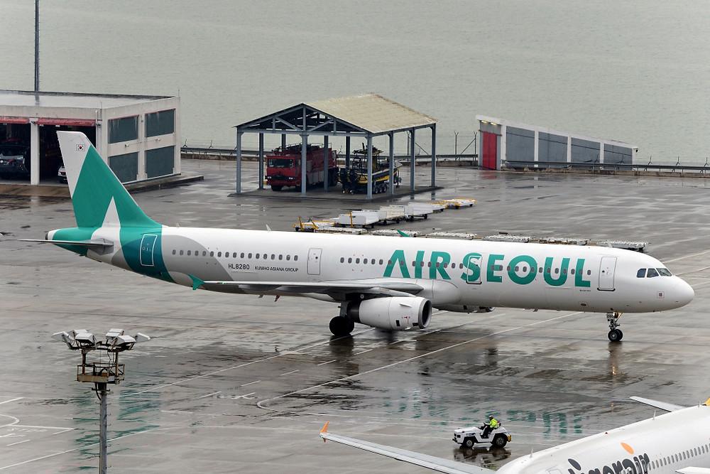 Air Seoul A321