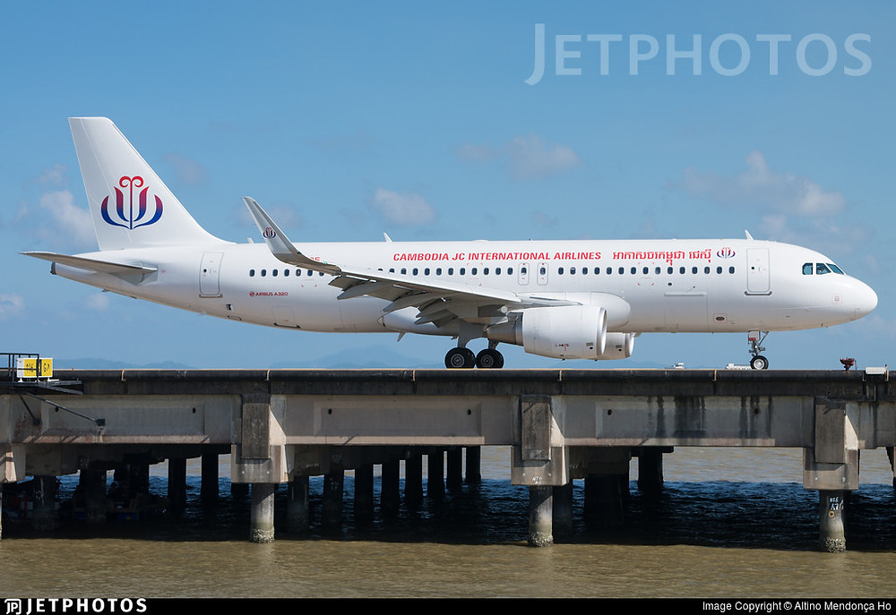 JC International Airlines A320