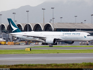 New European service in S18 by Cathay Pacific