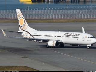 Myanmar National Airlines adds Mandalay – Hong Kong sector from June 2017