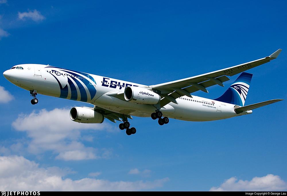 Egyptair A330-300