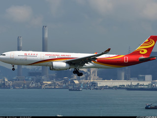 Hong Kong Airlines proposing Moscow Vnukovo launch in May 2018