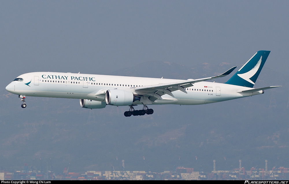 Cathay Pacific Airways A350-900