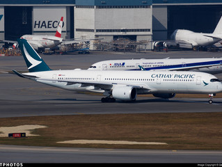Cathay Pacific Launches Second North American Airbus A350 Destination