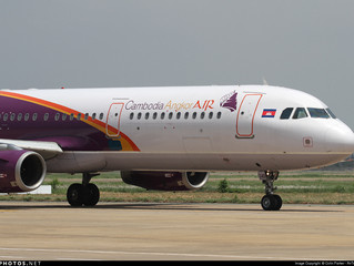 Cambodia Angkor Air adds Hong Kong from Oct 2017