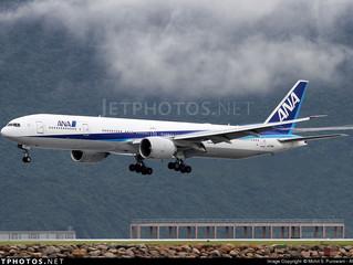 ANA S18 Hong Kong service change