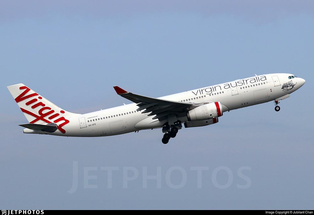 Virgin Australia A330-200