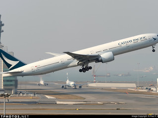 Cathay Pacific Airways expands Boeing 777 Sydney service in 2017/18 schedule