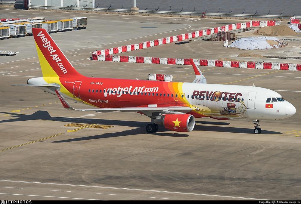 VietJet Air A320