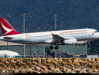Komatsu charters brought to you by Cathay Dragon