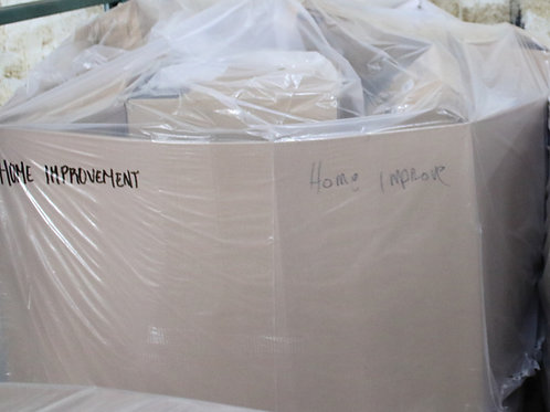 Amazon Sorted Home Improvement Pallet