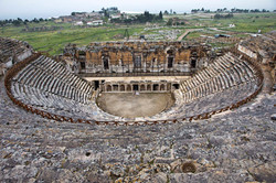 Hierapolis- Pamukkale, Turkey