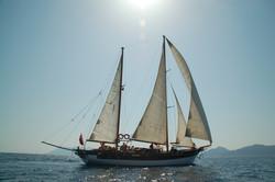 Under Sail, Turkey