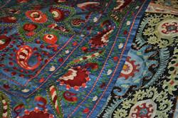 Suzani-Textiles of Uzbekistan