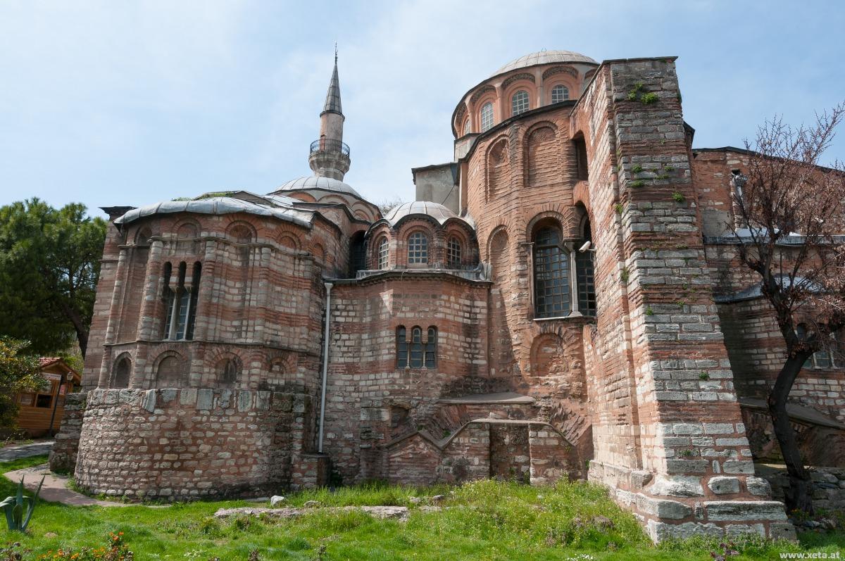 Chora museum ,Istanbul