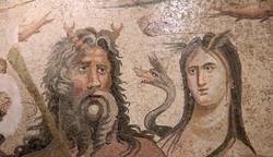 Mosaics of Antakya Museum, Turkey