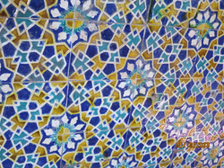 Tiles of Central Asia