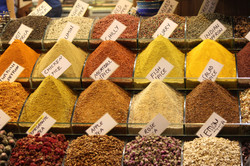 Spices, Istanbul