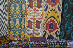 Ikat-Central Asia