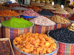 Bazaars of Turkey