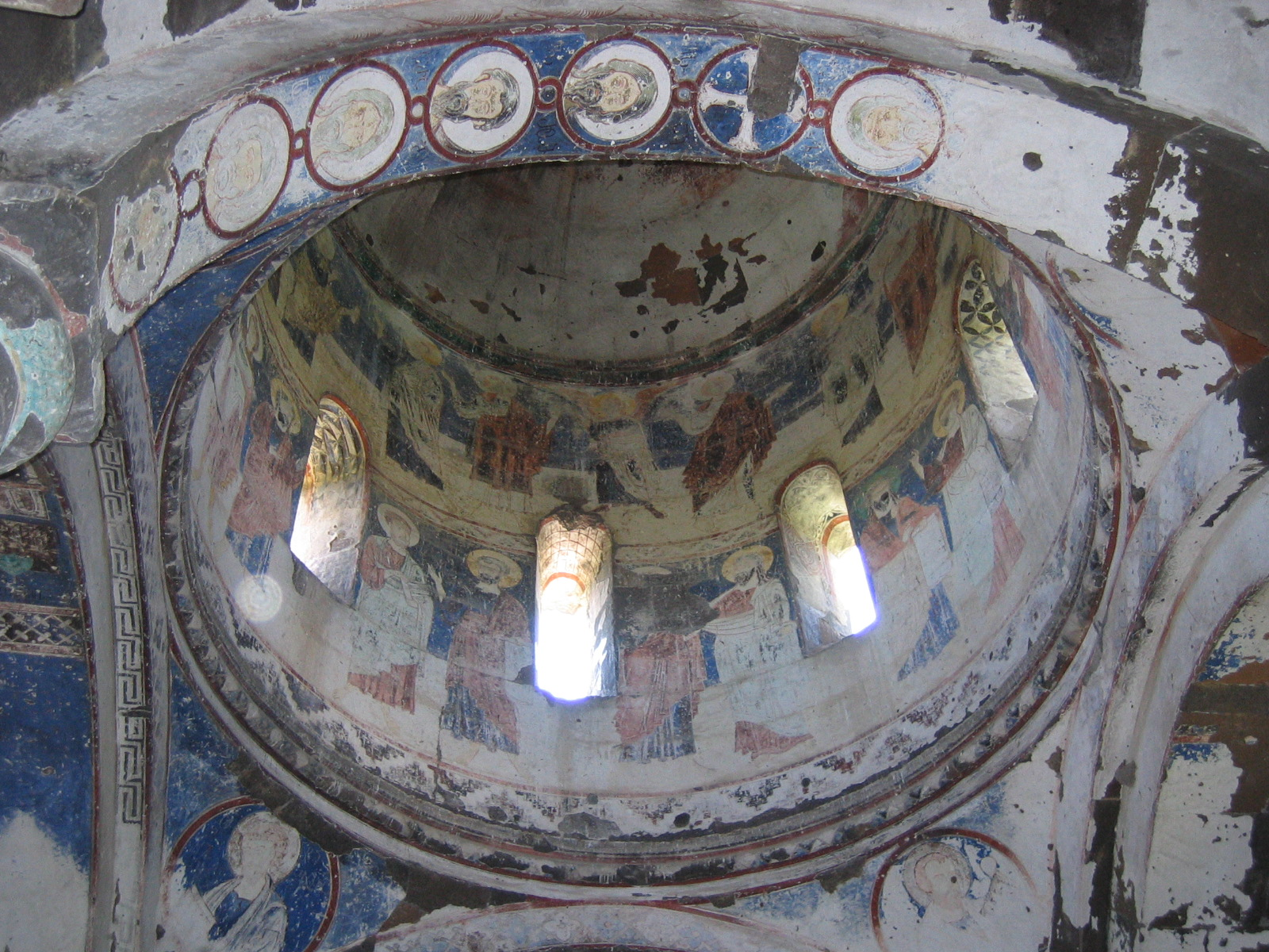 Ani Frescoes, Turkey
