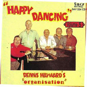 DENNIS HAYWARD-HAPPY DACING-SAVOY MUSIC