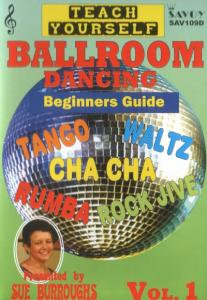 Teach Yourself Ballroom Dancing Volume 1