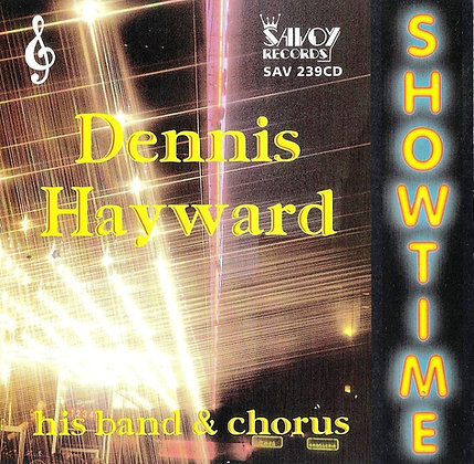 Showtime - Dennis Hayward. (All Tracks in Sequence)