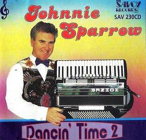 JOHNNIE SPARROW-DANCIN TIME-SAVOY MUSIC