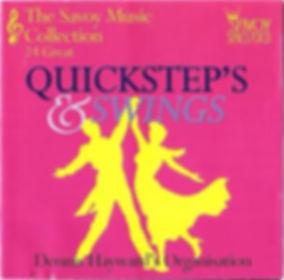 DENIS HAYWAD-QUICKSTEP-SWING-SAVOY MUSIC
