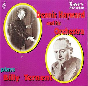 DENNIS HAYWAD-BILLY TERNENT-SAVOY MUSIC