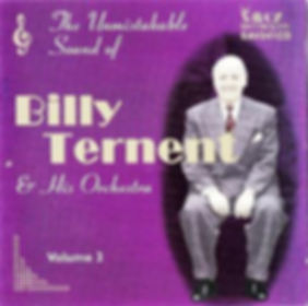 BILLY TERNENT-SAVOY MUSIC