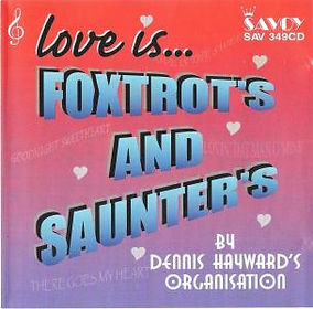DENNIS HAWARD-FOXTROT-SAVOY MUSIC