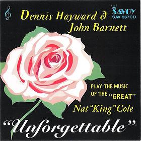 DENNIS HAYWARD-JOHN BARNETT-UNFORGETTABLE-SAVOY MUSIC