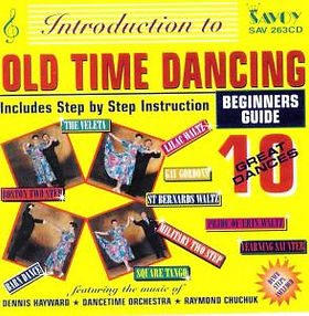 Introduction to Old Time Dancing-SAVOY MUSIC