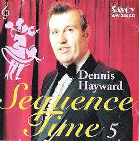 DENNI HAWARD-SEQUENCE TIME-SAVOY MUSIC