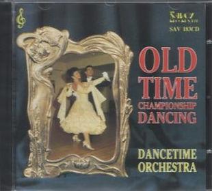 OLD TIME DANCING-SAVOY MUSIC
