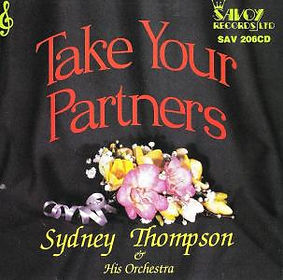 SYDNEY THOMPSON - TAKE YOUR PARTNERS - SAVOY MUSIC