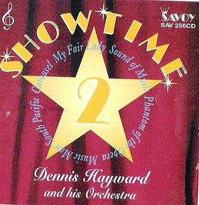DENNIS HAYWARD-SHOWTIME-SAVOY MUSIC