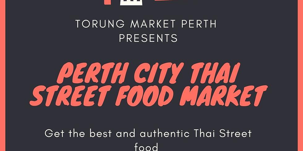 Perth City Thai Street Food Market