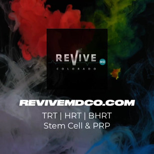 Naked Tree Media ad for Revive MD Colorado