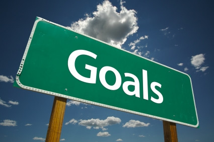 The Thing About Big Goals